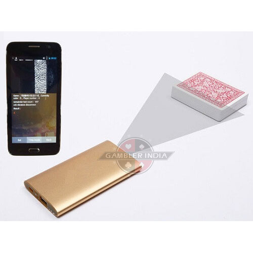 Mobile Power Bank Cheating cards Scanner Device